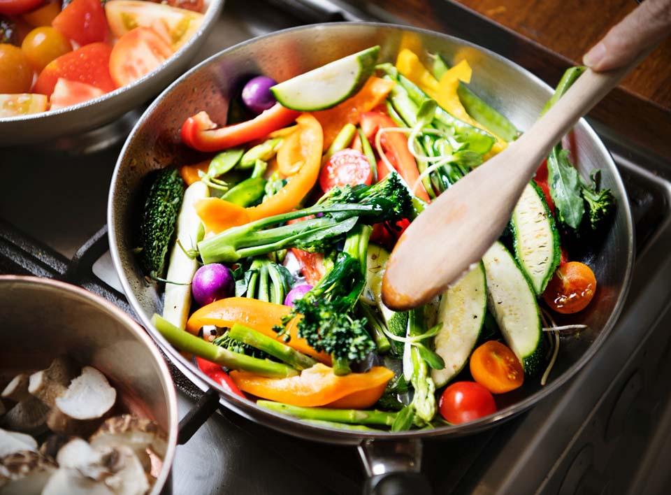 Retrouvez la forme grâce à une alimentation saine et gourmande !